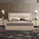 ✅ Ambra Legno Queen Size Bed by ESF   VivaSalotti.com   pic