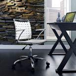 ✅ Fuse Office Chair (White) | VivaSalotti.com | pic