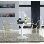 ✅ Casper Dining Armchair (Yellow)   VivaSalotti.com   pic
