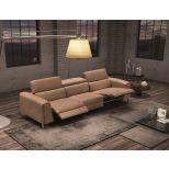 ✅ Magic Leather Sofa, Taupe | VivaSalotti.com | pic4
