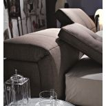 ✅ Tower S600 Fabric Storage King Size Platform Bed, Taupe | VivaSalotti.com | pic2