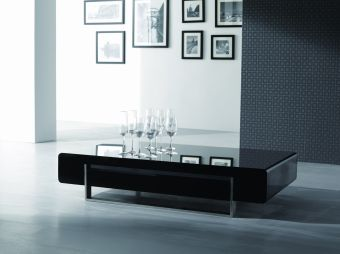✅ Modern Coffee Table 902A in Dark Oak   VivaSalotti.com   pic2