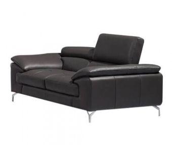 ✅ A973 Italian Leather Love in Grey | VivaSalotti.com | pic1