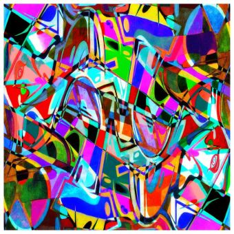 A DIFFERENT PERSPECTIVE - Limited Edition of 1 Artwork by Scott Gieske