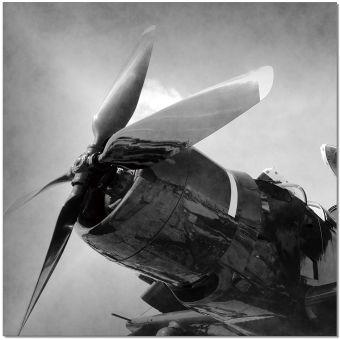 ✅ Wall Art Aircraft Rotor | VivaSalotti.com | pic1