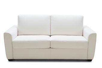 ✅ Alpine Sofa Bed in White Fabric | VivaSalotti.com | pic4