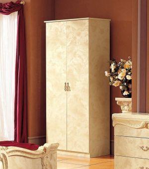 ✅ Barocco 2 Door Wardrobe Ivory by ESF | VivaSalotti.com | pic3
