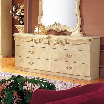 ✅ Barocco Double Dresser Ivory by ESF | VivaSalotti.com | pic2