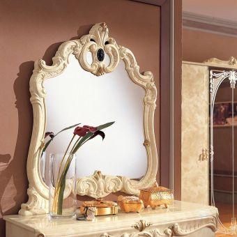 ✅ Barocco Mirror Ivory by ESF | VivaSalotti.com | pic2