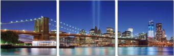 ✅ Wall Art Art Brooklyn Bridge | VivaSalotti.com | pic1