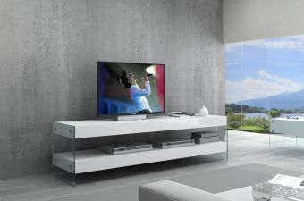 ✅ Cloud TV Base White High Gloss | VivaSalotti.com | pic2