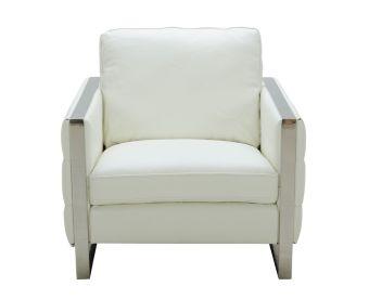 ✅ Constantin Chair in White | VivaSalotti.com | pic3