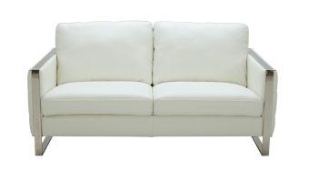 ✅ Constantin Love Seat in White | VivaSalotti.com | pic3