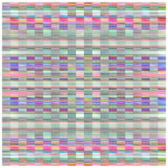 DETERMINING THE SEQUENCE - Limited Edition of 1 Artwork by Scott Gieske