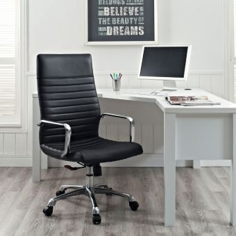 Finesse Highback Office Chair (Black)