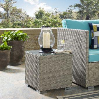 ✅ Repose Outdoor Patio Side Table   VivaSalotti.com   pic