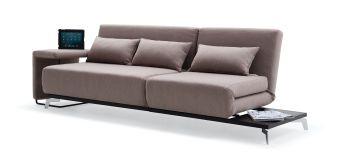 ✅ Premium Sofa Bed JH033 in Beige Fabric | VivaSalotti.com | pic5