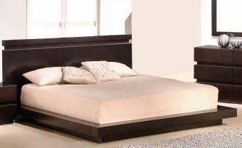 ✅ Knotch Queen Size Bed   VivaSalotti.com   pic