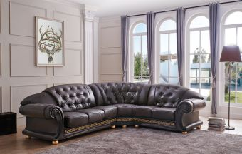 ✅ Apolo Sectional Brown Right by ESF   VivaSalotti.com   pic7