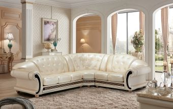 ✅ Apolo Sectional Pearl Right by ESF   VivaSalotti.com   pic12