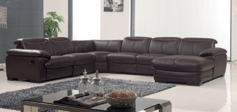 ✅ 2146 Right Sectional with Recliner by ESF | VivaSalotti.com | pic3