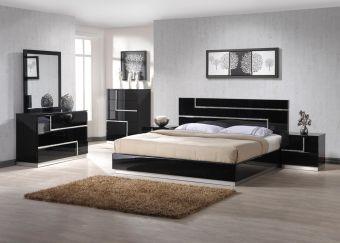 ✅ Lucca Full Size Bed | VivaSalotti.com | pic