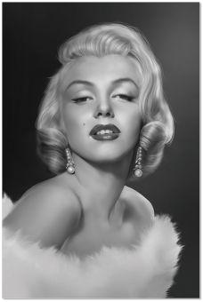 ✅ Wall Art Marilyn Monroe II | VivaSalotti.com | pic1