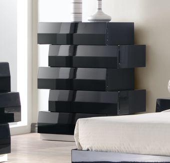 ✅ Milan Chest in Black | VivaSalotti.com | pic4