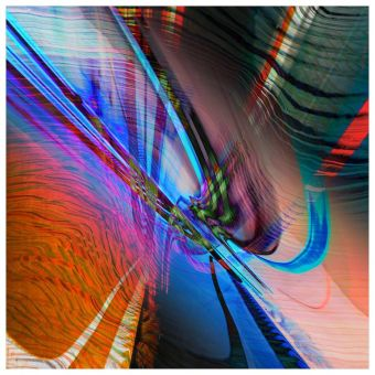 PAUSED IN FREQUENCY - Limited Edition of 1 Artwork by Scott Gieske