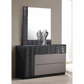 ✅ Roma Dresser & Mirror | VivaSalotti.com | pic