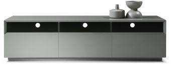 ✅ TV Stand 023 in Grey Gloss | VivaSalotti.com | pic1
