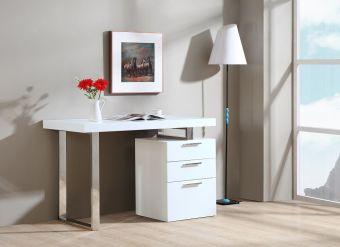 ✅ Vienna Desk In White   VivaSalotti.com   pic1