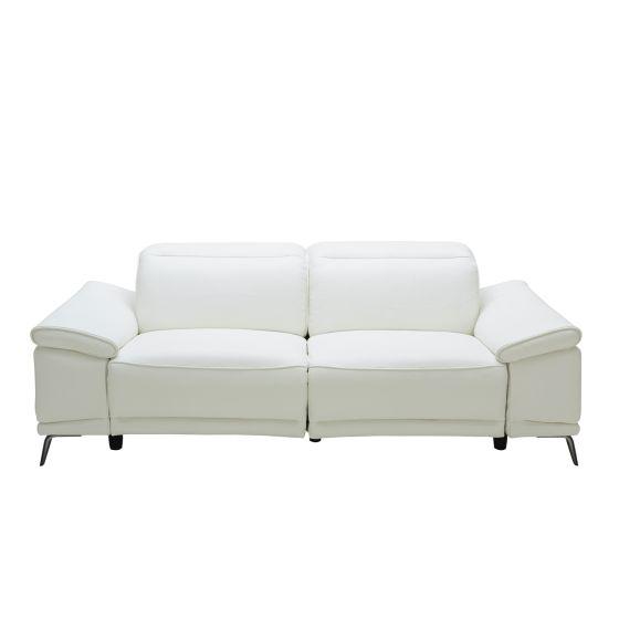 ✅ Gaia Premium Sofa, White | VivaSalotti.com | pic3
