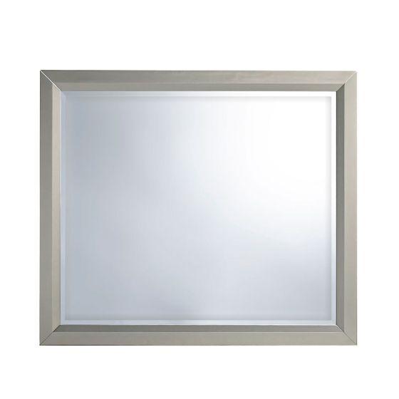 ✅ Riley Mirror, Silver | VivaSalotti.com | pic1